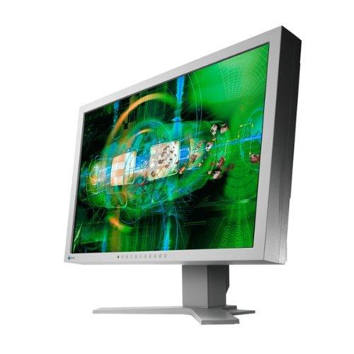 NANAO FlexScan 24.1インチ ワイドTFTモニタ セレーングレイ SX2462W-GY