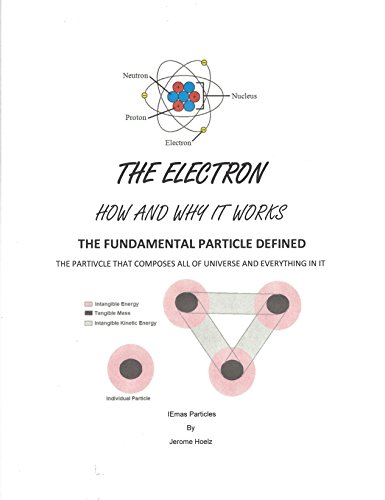 THE ELECTRON HOW AND WHY IT WORKS: THE FUNDMENTAL PARTICLE DEFINED (Particle Engineering Physics Book 2) (English Edition)