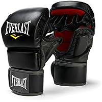 Everlast Train Advanced MMA 7-Ounce Striking / Training Gloves (Black, Small / Medium)Everlast [並行輸入品]