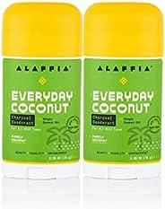 Alaffia Coconut Reishi Deodorant