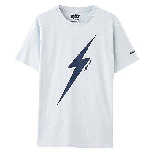 ライトニングボルト ロゴTシャツ
