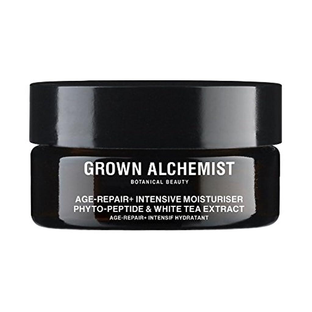 掃除年金作成者Grown Alchemist Age-Repair+ Intensive Moisturiser - White Tea & Phyto-Peptide 40ml/1.35oz並行輸入品