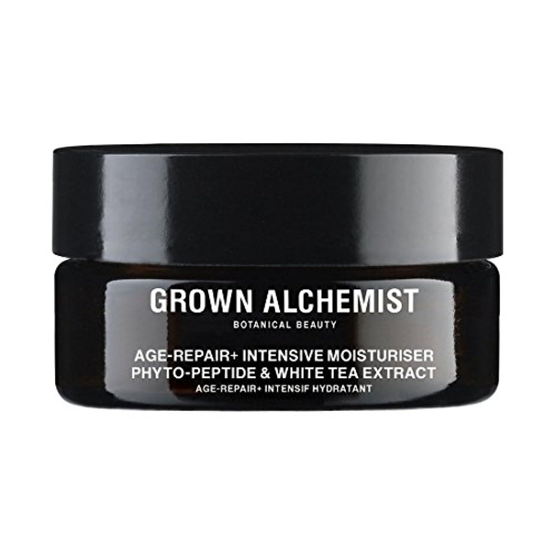 除外する暴行テーブルを設定するGrown Alchemist Age-Repair+ Intensive Moisturiser - White Tea & Phyto-Peptide 40ml/1.35oz並行輸入品