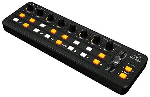 BEHRINGER X-TOUCH MINI USB MIDIコントローラー (ベリンガー) フィジカル