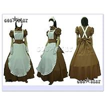 ラグナロクオンライン カプラソリン風 コスプレ衣装 女性S
