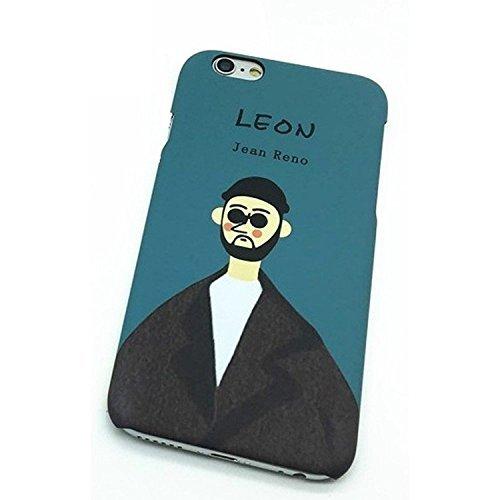 iphone7 ハードケース LEON レオン