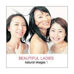 natural images Vol.1 BEAUTIFUL LADIES