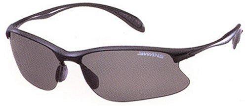 SWANS(スワンズ) サングラス ゴルフウォーク 偏光レンズモデル GW-3301 PBK パールブラック