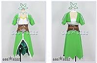 ソードアート・オンライン リーファ風 コスプレ衣装 女性オーダーサイズ