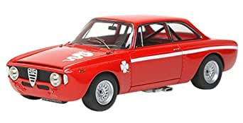 VISION 1/43 アルファロメオ ジュリア GTA 1300 ジュニア コルサ 1971 レッド