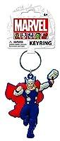 Marvel Thor Soft Touch PVC Keyring [並行輸入品]