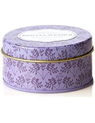 ロージーリングス トラベルティンキャンドル ロマンラベンダー ROSY RINGS Roman Lavender Travel Tin