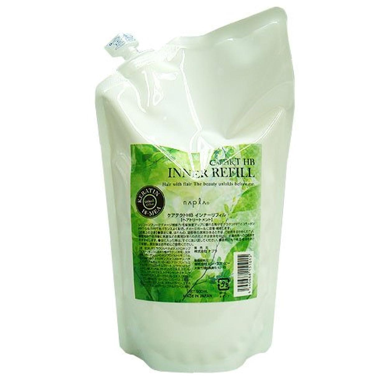 カウンターパート寝室を掃除するリンスナプラ ケアテクトHB インナーリフィル 500ml (前処理剤)