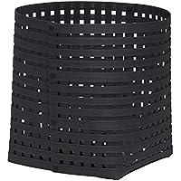 かご バスケット 収納 おしゃれ 天然素材 インテリア 日本製 Bandc Basket M4 ブラック