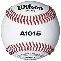 a1015スーパーSeamテクノロジーNFHS Baseballsからウィルソン – ケースof 10ダース