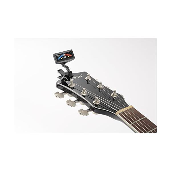 KORG クリップ式チューナー ギター/ベース...の紹介画像6
