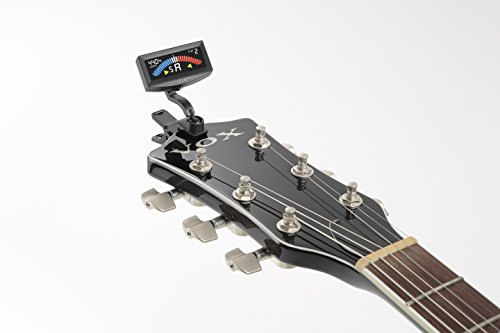 KORG クリップ式チューナー ギター/ベース用 Pitch Crow-G AW-4G-BK ブラック