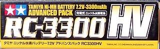 バッテリー・充電器 ニッケル水素バッテリー7.2V RC-3300HV