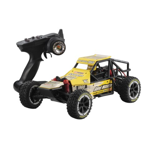 1/10 EP 2WD EZ-B レディセット サンドマスター T2 イエロー 30831T2
