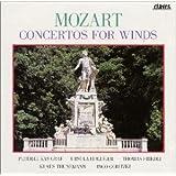 モーツァルト : 木管のための協奏曲全集