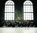 Heart,Mind and Soul(DVD付) 画像