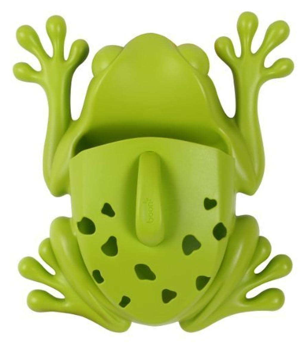 焦げ怒っているタンカーBoon Frog Pod Bath Toy Scoop,Green by Boon [並行輸入品]