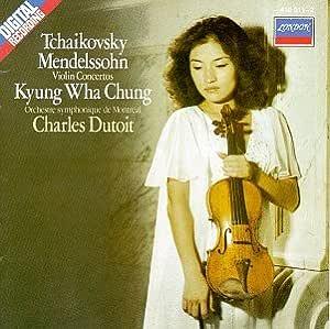 Tchaikovsky/Mendelssohn;Vio