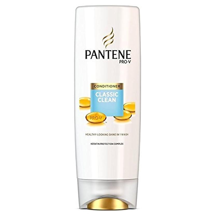 アプローチ漏れ足枷パンテーン古典的なクリーンコンディショナー360ミリリットル x4 - Pantene Classic Clean Conditioner 360ml (Pack of 4) [並行輸入品]