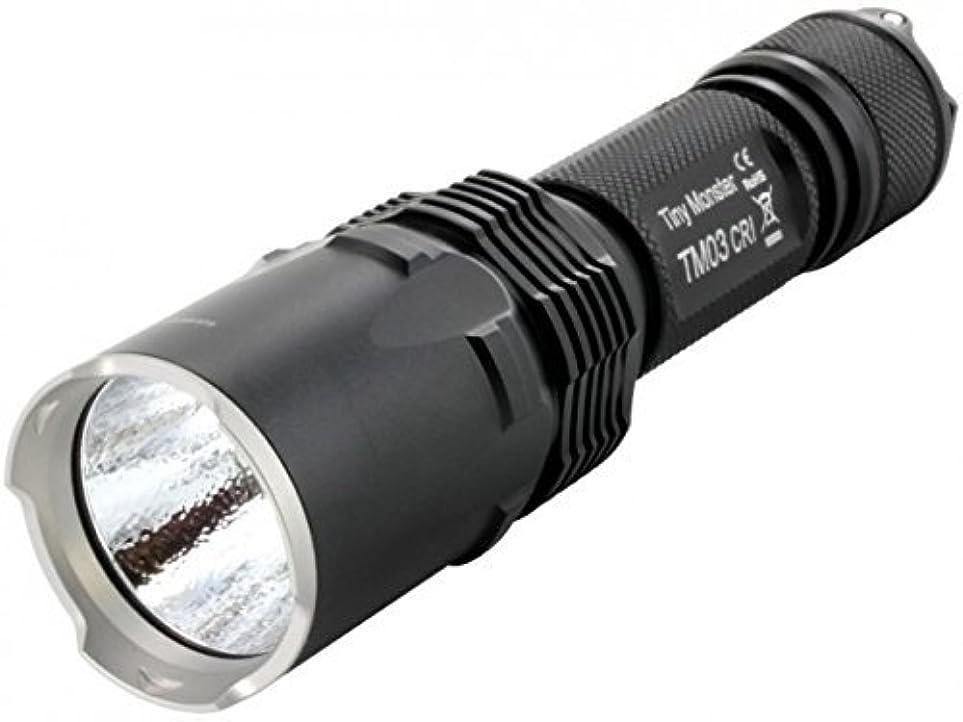 トマト政治家計算するNITECORE TM03 【CREE XHP70 LED搭載 / 明るさMAX2800ルーメン / 使用電池:18650×1本】ナイトコア