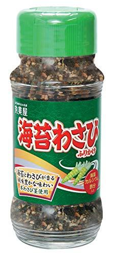 丸美屋食品工業 海苔わさびふりかけ 瓶入 52g ×5個