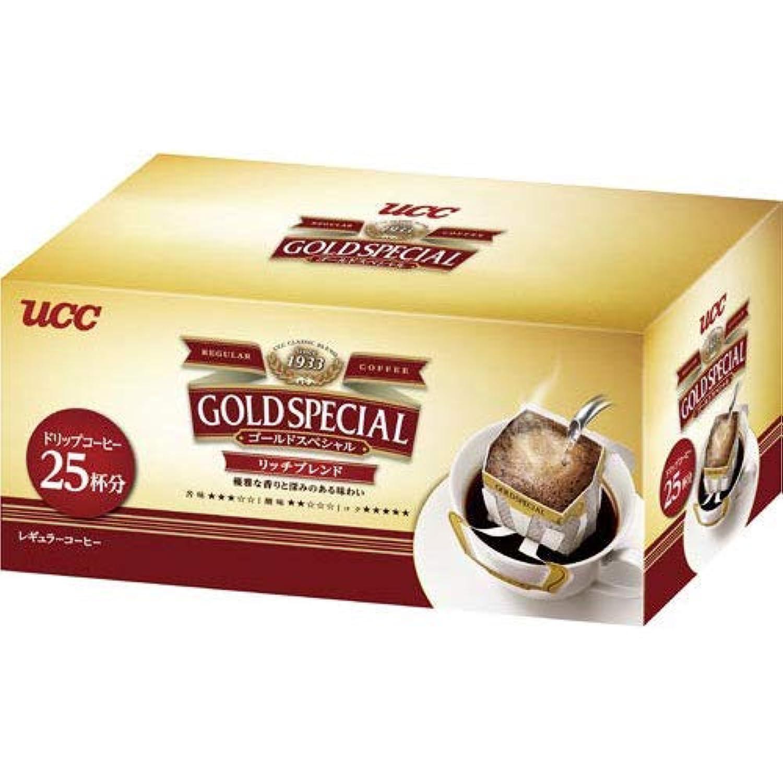 UCC ゴールドスペシャル ドリップコーヒーリッチブレンド(25P) 200g