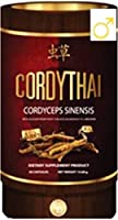 Cordythai Health Supplement Nourish Energy Booster with Cordyceps Stamina Blood Circulation Anti-oxidant for Men by Cordythai