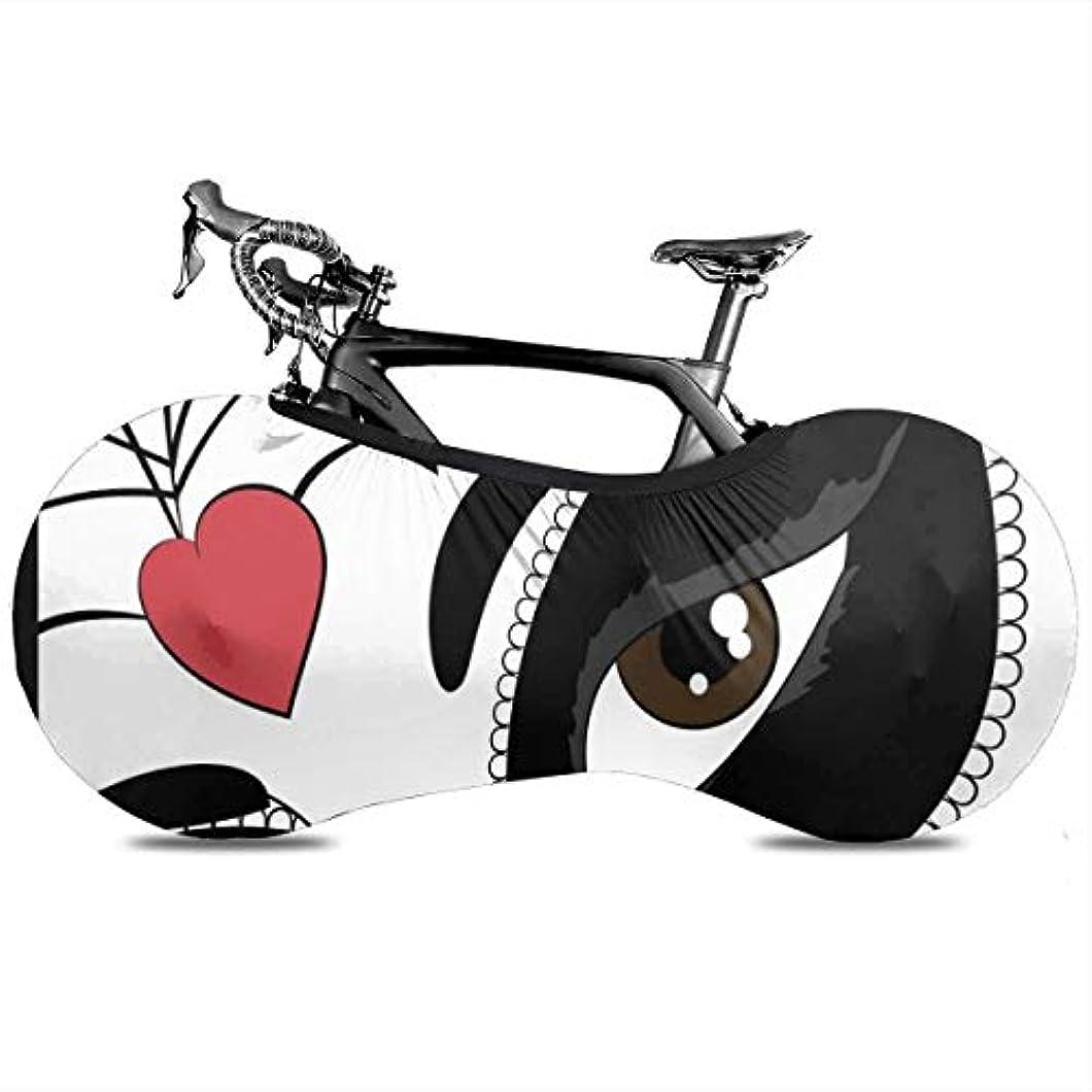 終わったテレックスとして死者の日 Zone自転車屋内収納カバー ホイールパンツチェーンガレージ 屋内アンチダストマウンテンバイク収納バッグ 大人の自転車 自転車収納カバー 屋内マウンテンバイクカバー