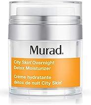 Murad City Skin Overnight Detox Moisturiser, 40ml