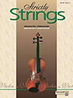 Strictly Strings: Orchestra Companion, Violin