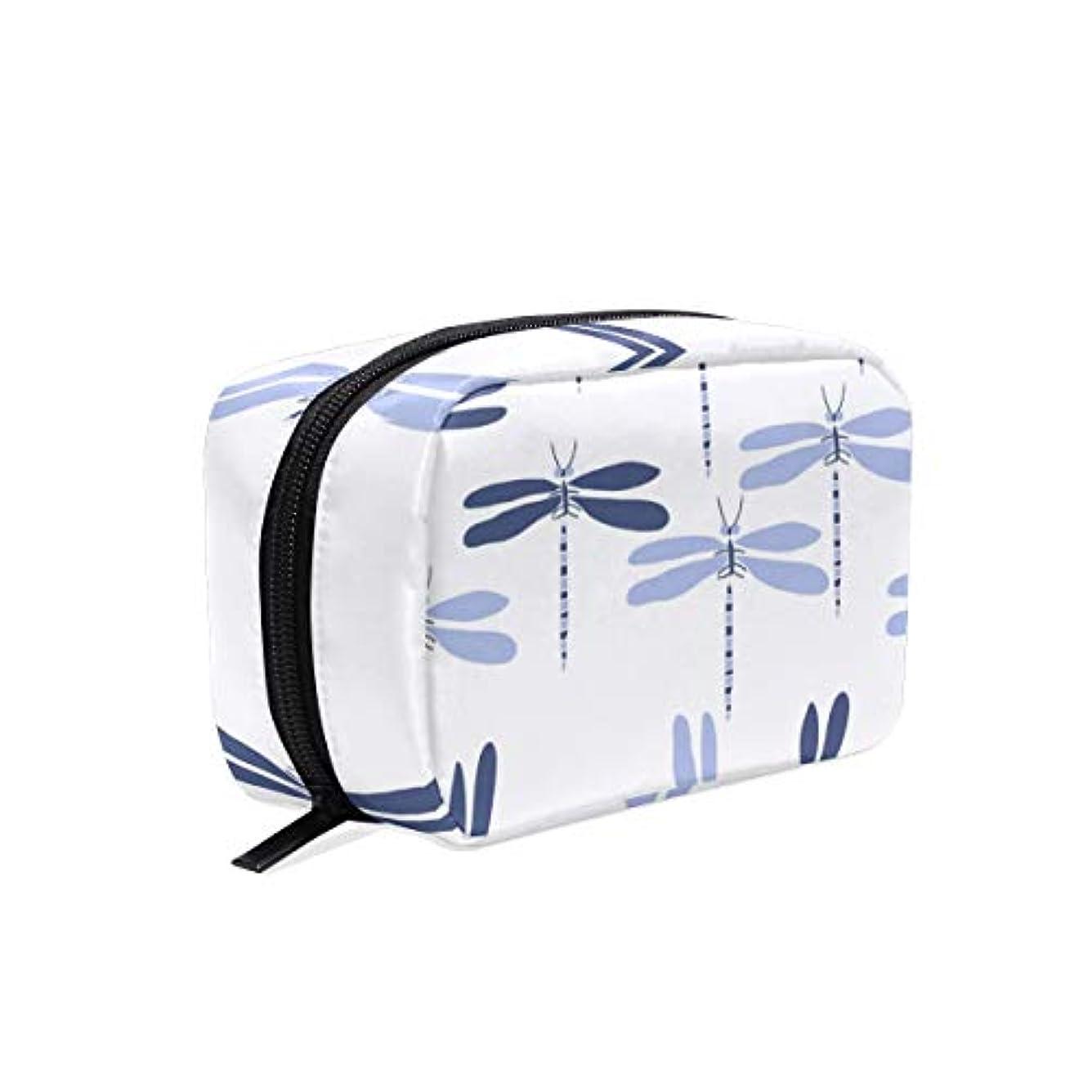 くつろぎ想定北東化粧品 収納バッグ コスメポーチ トンボ柄メイクボックス メイクポーチ 多機能 大容量 軽量 化粧ポーチ 小物入れ レディース用 おしゃれ 大容量 旅行出張用 持ち運び便利