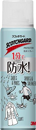 3M 防水スプレー 速効性 衣類 革靴 スニーカー用 170ml スコッチガード SG-S170