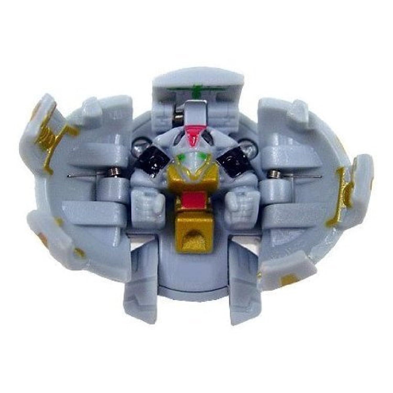 Bakugan (バクガン) Battle Brawlers B2 Bakupearl Haos Grey Laserman 480G Power LOOSE フィギュア おもちゃ 人形 (並行輸入)
