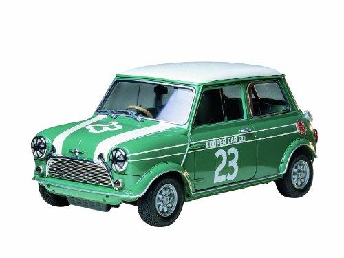 1/24 スポーツカー No.130 1/24 モーリス ミニクーパー レーシング 24130