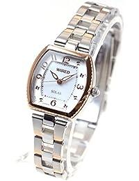 [ワイアード]WIRED f 腕時計 WIRED f トノー型ソーラー AGED090 レディース