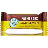 Blue Dinosaur Mac Lemon Paleo Bar, 12 x 45 Grams