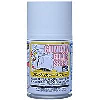 GSIクレオス ガンダムカラースプレー MSホワイト ガンプラ専用色 スプレー塗料 SG01