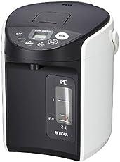 タイガー VE電気まほうびん 2.15L ホワイトTIGER とく子さん PIQ-A220-W