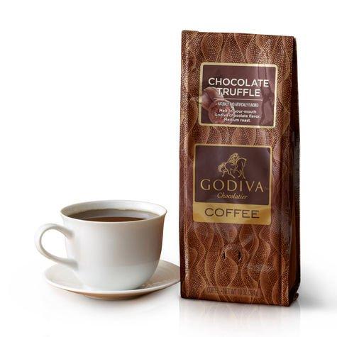 【ゴディバ】Godiva Chocolate Truffle Coffee チョコレートトリュフコーヒー 10オンスいり ~海外直送品~