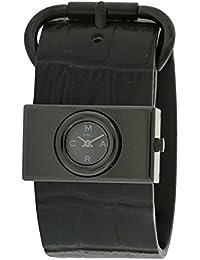 [マークバイマークジェイコブス]MARC BY MARC JACOBS レディース ヴィヴ ブラック クロコ レザー MBM1395 腕時計 [並行輸入品]