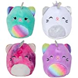 Squishville by Squishmallows SQM0078 Plush Toy,