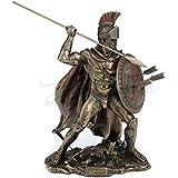 Veronese Unicorn Studio King Leonidas Greek Warrior of Sparta Statue Sculpture
