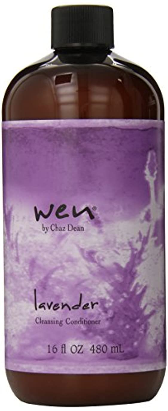 定規アスレチック浴室Wen Lavender Cleansing Conditioner