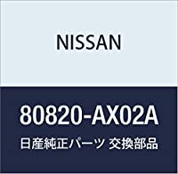 NISSAN(ニッサン)日産純正部品 モールディング 80820-AX02A 80820-AX02A