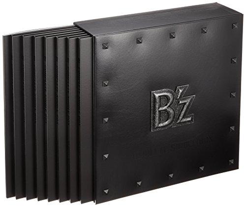 【Amazon.co.jp限定】B'z COMPLETE SINGLE BOX【Black Edition】[Wポケットクリアファイル付き]